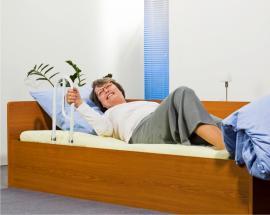 Bett-Aufstehhilfe