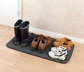 Schuh-Abtropfteppich