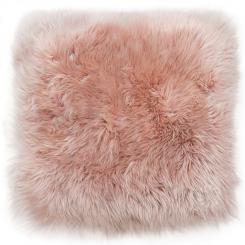 Lammfell-Kissenhülle