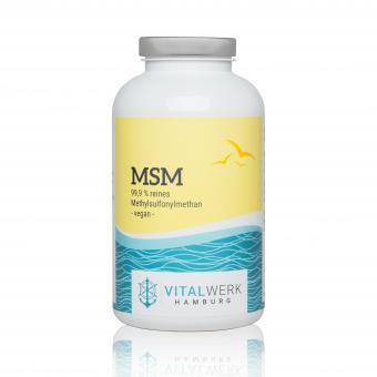 MSM, 365 Kapseln