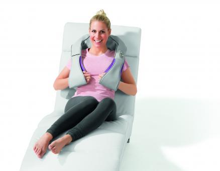 Shiatsu-Massagegerät für Nacken und Schulter