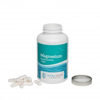 Magnesium, 180 Kapseln
